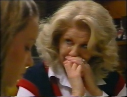 Claire Girard, Madge Bishop in Neighbours Episode 2966
