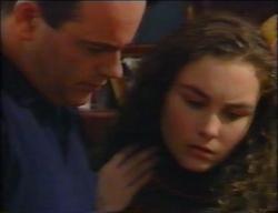 Philip Martin, Debbie Martin in Neighbours Episode 2966