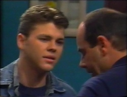 Michael Martin, Philip Martin in Neighbours Episode 2966
