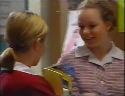 Amy Greenwood, Jacinta Myers in Neighbours Episode 2966