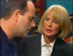 Philip Martin, Rosemary Daniels in Neighbours Episode 2966