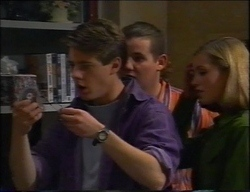 Lance Wilkinson, Toadie Rebecchi, Amy Greenwood in Neighbours Episode 2967