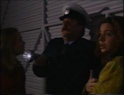 Claire Girard, Bob Thornton, Hannah Martin in Neighbours Episode 2967