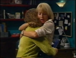Hannah Martin, Rosemary Daniels in Neighbours Episode 2967