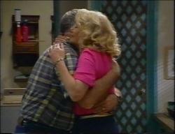 Harold Bishop, Madge Bishop in Neighbours Episode 2967