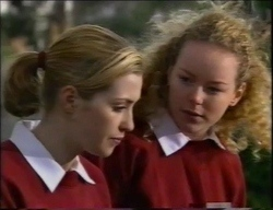 Amy Greenwood, Jacinta Myers in Neighbours Episode 2967