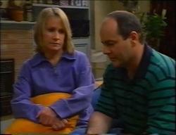 Ruth Wilkinson, Philip Martin in Neighbours Episode 2967