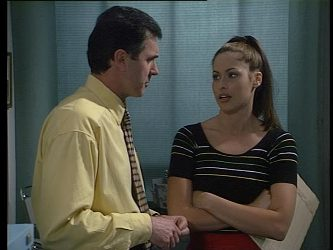 Karl Kennedy, Sarah Beaumont in Neighbours Episode 2995