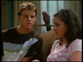 Billy Kennedy, Dahl, Caitlin Atkins in Neighbours Episode 3000