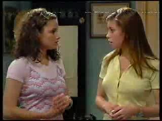 Caitlin Atkins, Anne Wilkinson in Neighbours Episode 3000