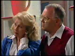 Madge Bishop, Harold Bishop in Neighbours Episode 3000