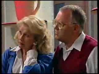 Madge Bishop, Harold Bishop in Neighbours Episode 3000
