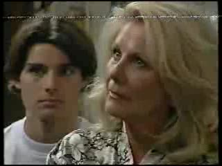 Paul McClain, Madge Bishop in Neighbours Episode 3000