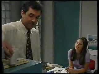 Karl Kennedy, Sarah Beaumont in Neighbours Episode 3000