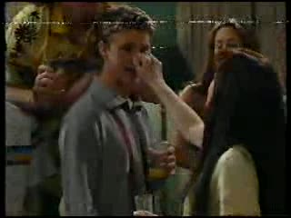 Toadie Rebecchi, Billy Kennedy, Sarah Beaumont, Susan Kennedy in Neighbours Episode 3000