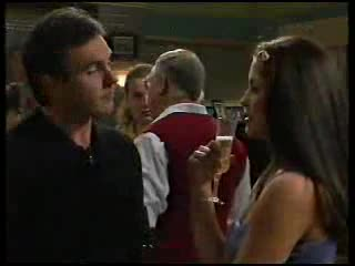 Karl Kennedy, Toadie Rebecchi, Harold Bishop, Sarah Beaumont in Neighbours Episode 3000