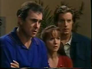 Karl Kennedy, Susan Kennedy, Drew Kirk in Neighbours Episode 3559