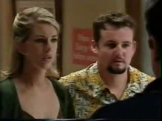 Tess Bell, Toadie Rebecchi in Neighbours Episode 3559