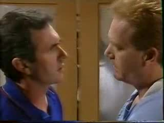 Karl Kennedy, John McGill in Neighbours Episode 3559