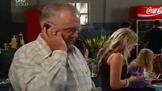 Harold Bishop, Sky Mangel in Neighbours Episode 4659