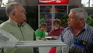 Harold Bishop, Summer Hoyland, Lyn Scully, Lou Carpenter in Neighbours Episode 4659