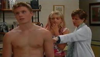 Boyd Hoyland, Sky Mangel, Susan Kennedy in Neighbours Episode 4659
