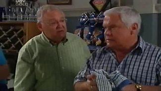 Harold Bishop, Lou Carpenter in Neighbours Episode 4659