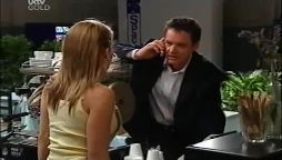 Izzy Hoyland, Paul Robinson in Neighbours Episode 4661