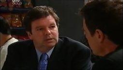 David Bishop, Paul Robinson in Neighbours Episode 4661