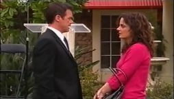 Paul Robinson, Liljana Bishop in Neighbours Episode 4661