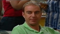 Ronnie Sharp in Neighbours Episode 4662