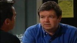 Paul Robinson, David Bishop in Neighbours Episode 4662