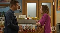 Mark Brennan, Sonya Mitchell in Neighbours Episode 7031