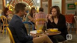Mark Brennan, Erin Rogers in Neighbours Episode 7031