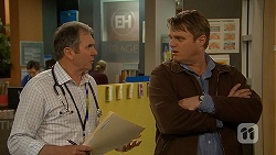 Karl Kennedy, Gary Canning in Neighbours Episode 7031