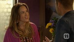 Sonya Mitchell, Mark Brennan in Neighbours Episode 7031