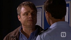 Gary Canning, Matt Turner in Neighbours Episode 7033