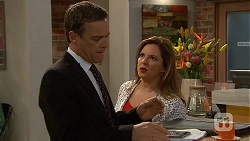 Paul Robinson, Terese Willis in Neighbours Episode 7033