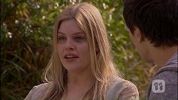 Amber Turner, Josh Willis in Neighbours Episode 7034