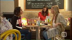 Imogen Willis, Amber Turner in Neighbours Episode 7034