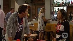 Josh Willis, Imogen Willis in Neighbours Episode 7034
