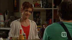 Susan Kennedy, Chris Pappas in Neighbours Episode 7034