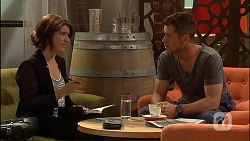 Naomi Canning, Mark Brennan in Neighbours Episode 7035