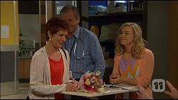 Susan Kennedy, Karl Kennedy, Georgia Brooks in Neighbours Episode 7036
