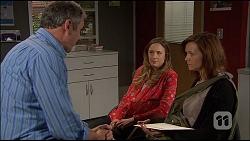 Karl Kennedy, Sonya Mitchell, Erin Rogers in Neighbours Episode 7036