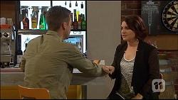 Mark Brennan, Naomi Canning in Neighbours Episode 7036