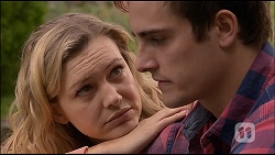 Georgia Brooks, Kyle Canning in Neighbours Episode 7036