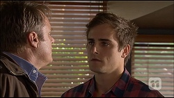Gary Canning, Kyle Canning in Neighbours Episode 7036