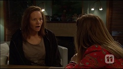 Erin Rogers, Sonya Mitchell in Neighbours Episode 7037