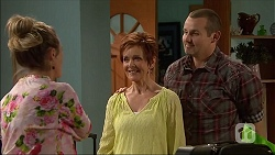 Sonya Mitchell, Susan Kennedy, Toadie Rebecchi in Neighbours Episode 7038